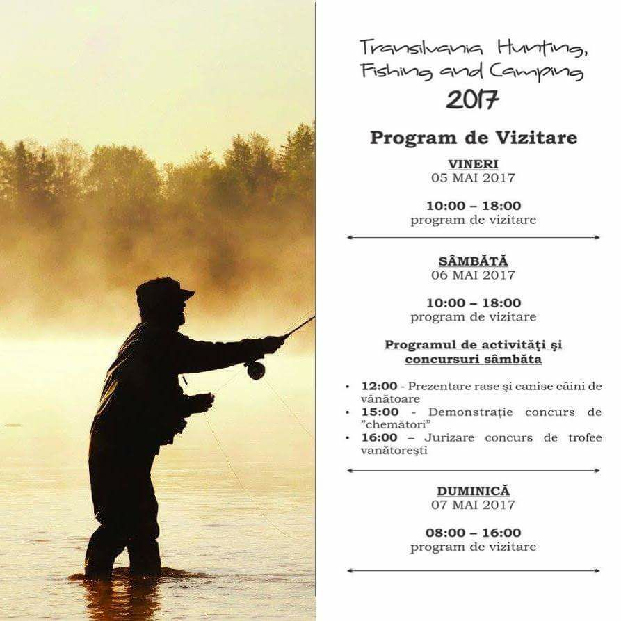 Expo transilvania for Hunting and fishing expo